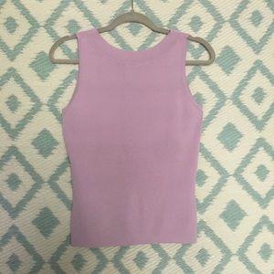 Dress Barn Tops - DRESS BARN Lilac Top